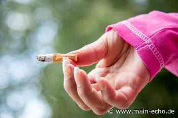 Aus dem Auto geworfene Zigarette löst in Elsenfeld Böschungsbrand aus - Main-Echo