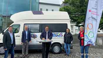 Jugendförderverein Bad Berleburg und Innogy bleiben Partner - Westfalenpost