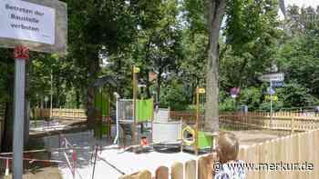 Miesbach: Neuer Spielplatz kommt mit Verzögerung am Lindenplatz - Merkur.de