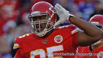 "Chris Jones promises ""five-plus"" rings for the Chiefs"
