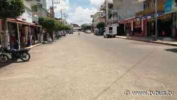 En Loma Bonita comercio empieza a levantar sus cortinas; tras dos semanas cerrados - TV BUS Canal de comunicación urbana