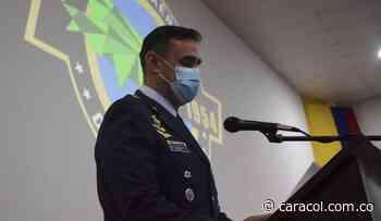 Relevo en la dirección del Comando Aéreo de Melgar, Tolima - Caracol Radio