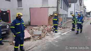 Unfall Eislingen: Crash gegen Hauswand: So lief der THW-Einsatz - SWP