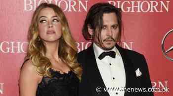 Johnny Depp says Amber Heard had affairs with Leonardo DiCaprio, Channing Tatum - The News International