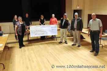 Clinton Community Forest disburses grants of more than $250000 - 100 Mile House Free Press