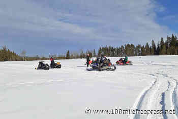 Rick Kyllo is volunteering as president of the 100 Mile House Snowmobile Club - 100 Mile House Free Press