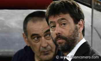 Sarri scaccia i fantasmi della Lazio: 'Due obiettivi chiari. Dopo Conte e Allegri...' - ilBianconero