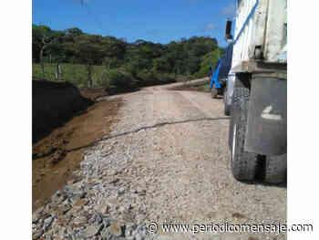 Camino habilitará acceso a 58 parcelas ubicadas entre Nuevo Arenal de Tilarán y Cote de Guatuso - Periódico Mensaje