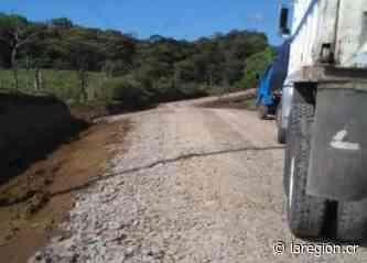 58 parceleros entre Nuevo Arenal de Tilarán y Cote de Guatuso con mejores caminos - La Región
