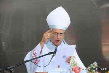 """(Video) Obispo de Tilarán: """"Pagamos justos por pecadores"""" - La Teja"""