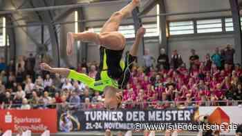 Turn-Weltcup in Cottbus fällt 2020 aus - Süddeutsche Zeitung