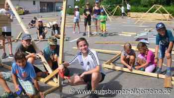 Auch in Bellenberg wird wieder ein Ferienspaß angeboten - Augsburger Allgemeine