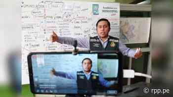 Lambayeque: Alcalde de Ciudad Eten dicta clases virtuales para más de 120 jóvenes - RPP Noticias