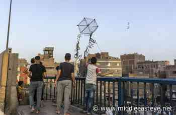 Coronavirus: Kite-flying boom in Egypt leads to government crackdown - Middle East Eye