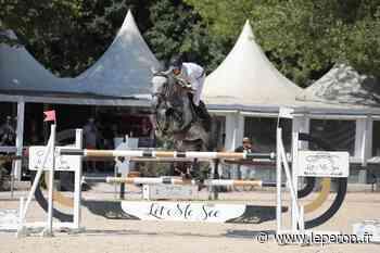 Meyreuil : La Pro1 pour Robin Muhr / Saut d'obstacles / Sport / Accueil - leperon.fr - L'EPERON