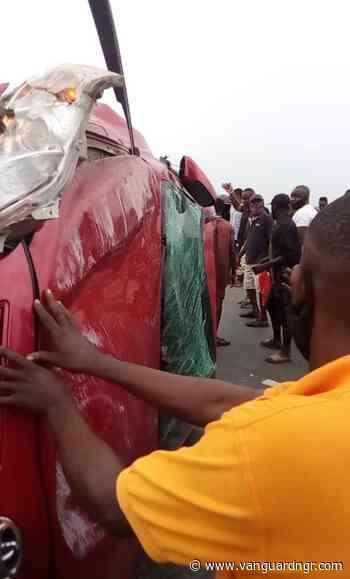 Popular Lekki Pastor, Omashola in ghastly motor accident in Warri - Vanguard