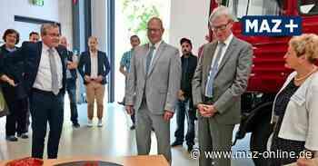 Ludwigsfelde feierte den 55. Stadtgeburtstag - Märkische Allgemeine Zeitung