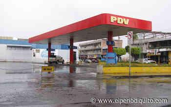 Estaciones de servicio de Maracay comenzaron la semana cerradas - El Periodiquito