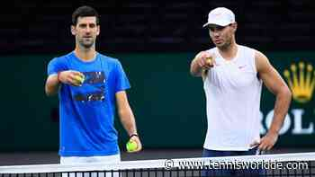 """""""Für Novak Djokovic und Rafael Nadal lief es schlecht"""", sagt der britische Spieler - Tennis World DE"""