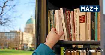 Wustermark - Büchertausch am 1. Mai auf der Straße - Märkische Allgemeine Zeitung