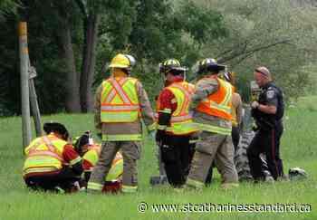 Three-ATV crash in Wainfleet sends two Welland men to hospital - StCatharinesStandard.ca
