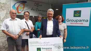Castelnaudary. Groupama: un chèque pour les commerçants dans la difficulté - LaDepeche.fr