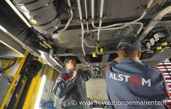 Cession d'Alstom Reichshoffen : fortes menaces sur l'emploi et les précaires - http://www.revolutionpermanente.fr/Section-Politique