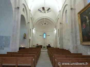 Visite libre Église Saint-Jean-Baptiste samedi 19 septembre 2020 - Unidivers
