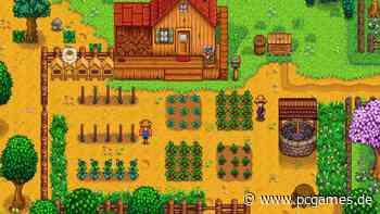 Stardew Valley: Farming-Spiel bekommt neuen Endgame-Content - PC Games