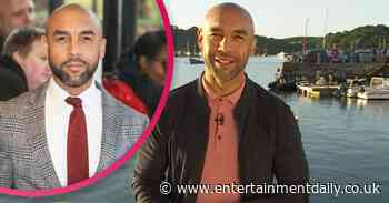 Good Morning Britain's Alex Beresford shares family snap with son Cruz - Entertainment Daily