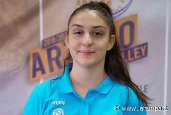 Volley. Nicole Putignano confermata dall'Arzano Volley - La Rampa