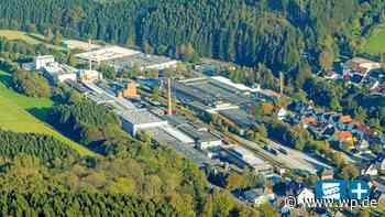 Brilon: Firma Hoppecke will mit China-Kooperation in Zukunft - Westfalenpost