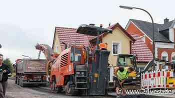 Datteln: Neuer Asphalt für 160.000 Euro - diese Straßen sind betroffen - 24VEST
