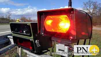 Im Landkreis Peine stehen auch heute die Radarfallen - Peiner Nachrichten
