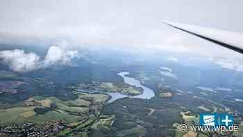 Drolshagen: So war das Segelfliegen im Selbstversuch - WP News