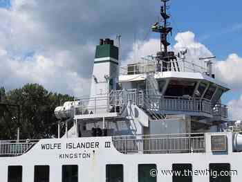 Province injects $16.5 million into Wolfe Island ferry route - The Kingston Whig-Standard