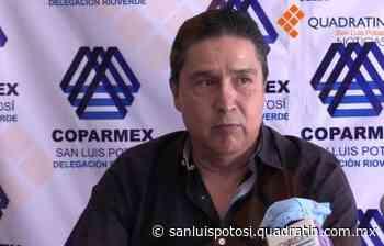 Presidente de Coparmex Rioverde da positivo a Covid 19 - Quadratín - Quadratín San Luis