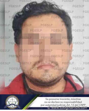 Por presunto homicidio detienen a hombre en Rioverde - Código San Luis