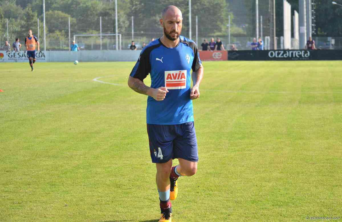 Iván Ramis se despide del Eibar tras cinco temporadas - ElDesmarque Gipuzkoa