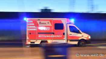 Becherbach bei Kirn: Zwei Verletzte bei Frontalzusammenstoß - DIE WELT