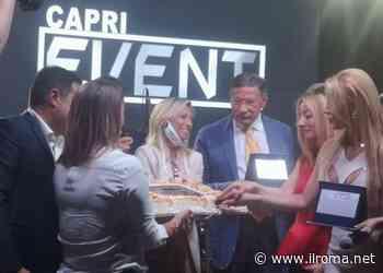 """Premio Liburia 2020 Caprievent"", un grande successo ad Afragola - ROMA on line"