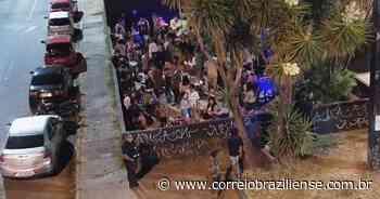 Casa Noturna do Areal é interditada e dono leva multa de mais de R$ 5 mil - Correio Braziliense