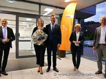 Fotos: CDU-Nominierungsversammlung in Bonndorf - Bonndorf - Fotogalerien - Badische Zeitung