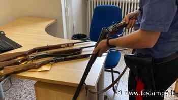 I carabinieri di Cossato in un anno hanno ritirato 362 armi e 21 mila cartucce - La Stampa