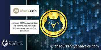 Monacoin (MONA) Japanese Cats are also the Best grassroots Cryptocurrency successful on Blockchain - The Cryptocurrency Analytics