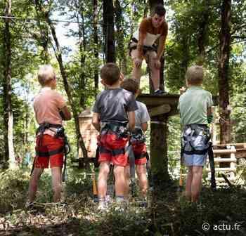 Gironde. Beautiran : le parc d'aventure « Graves Accro » est ouvert - Le Républicain