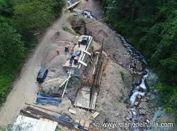 A buen ritmo avanza construcción de acueducto en Tarqui - Diario del Huila