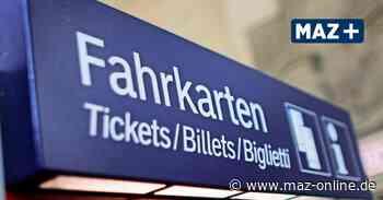Vandalismus: Fahrkartenautomat am Bahnhof Gransee gesprengt - Märkische Allgemeine Zeitung