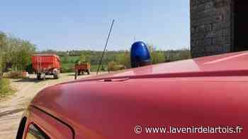 Incendie : Wingles: 16 pompiers pour un feu de broussailles - L'Avenir de l'Artois