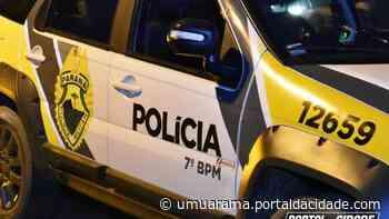 Homem morre após ser preso pela Polícia Militar em Cruzeiro do Oeste - ® Portal da Cidade   Umuarama